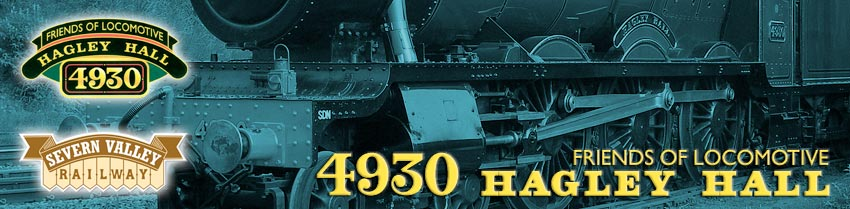 Friends of Locomotive 4930 Hagley Hal
